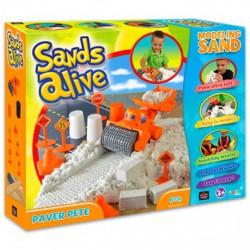 Sands Alive útépítő készlet - Sands Alive készletek - Sands Alive készletek Sands Alive
