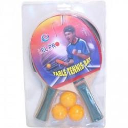 Pingpong ütő 2 darabos készlet 3 labdával - Sportfelszerelés - Sportfelszerelés