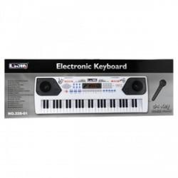 Szintetizátor 54 billentyűs, mikrofonnal - Játék hangszerek - Játék hangszerek