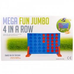 Amőba társasjáték - Óriás habszivacs társasjáték - 71x45 cm - Kerti és vízes játékok