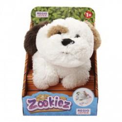 Zookiez foltos kutya plüssfigura - 30 cm - Plüss és állat,-mesefigurák
