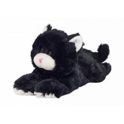 Zookiez cica plüssfigura - fekete, 30 cm - Zookiez plüssfigurák, állatkák - Plüss és állat,-mesefigurák Zookiez