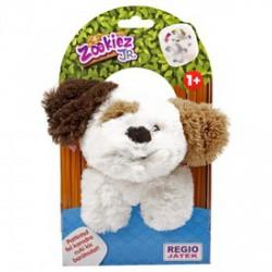 Zookiez foltos kutya plüssfigura - 15 cm - Zookiez plüssfigurák, állatkák - Plüss és állat,-mesefigurák Zookiez
