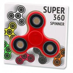 Fidget Super 360 Spinner pörgettyű - többféle színben - Pörgettyűk - Pörgettyűk