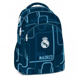 Real Madrid - tinédzser hátizsák 3 rekeszes (92988026) REAL MADRID - ISKOLATÁSKA, HÁTIZSÁK - Real Madrid Ars Una