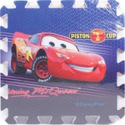 Verdák McQueen 9 darabos szőnyeg puzzle - Bébijátékok - Bébijátékok