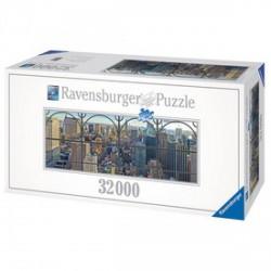 Ravensburger - puzzle 32000 darabos New York city látképe - RAVENSBURGER játékok - Kirakók, puzzle-ok Ravensburger