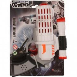 Space Wars lézerpisztoly fénnyel és hanggal - Játék fegyverek - Játék fegyverek