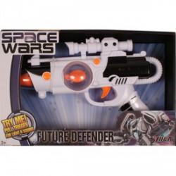 Space Wars világító lézerpisztoly - Játék fegyverek - Játék fegyverek
