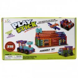 Play Stick rudak 210 darabos építőjáték - Építőjátékok