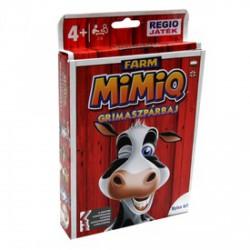 MimiQ - FARM Állati grimaszpárbaj társasjáték - Kirakók, puzzle-ok