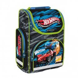 Hot Wheels iskolatáska - fekete Táska, sulis felszerelés Táska, sulis felszerelés