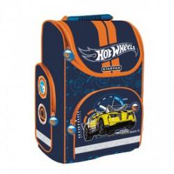 Hot Wheels iskolatáska - kék Táska, sulis felszerelés Táska, sulis felszerelés