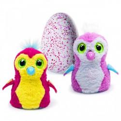 Hatchimals Penguella rózsaszín tojásban - Hatchimals plüssök tojásban - Hatchimals plüssök tojásban Hatchimals