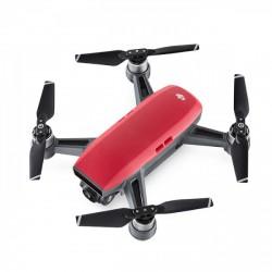 DJI SPARK, Lava Red drón + ajándék SKIN matrica - DJI drónok - DJI drónok DJI
