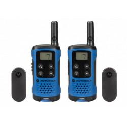 Motorola TLKR T41 Blue adó-vevő készülék - Motorola adó-vevő készülékek - Motorola adó-vevő készülékek Motorola