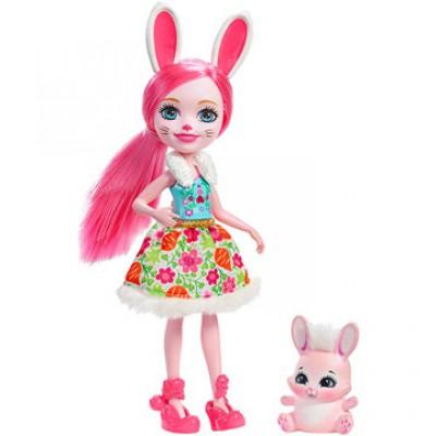 EnchanTimals Bree Bunny figura - EnchanTimals babák, játékok