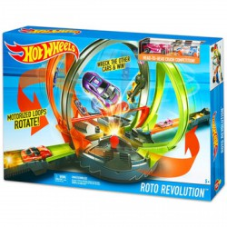 Hot Wheels Roto Revolution pályaszett - HOT Wheels pályák - HOT Wheels pályák Hot Wheels