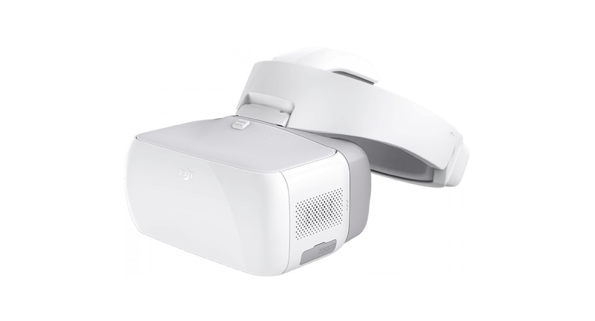 DJI Goggles (videoszemüveg) - DJI drónok