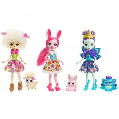 EnchanTimals barátság szett - EnchanTimals babák, játékok