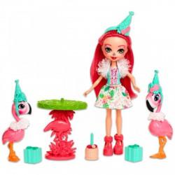 EnchanTimals flamingómóka játékszett - EnchanTimals babák, játékok - EnchanTimals babák, játékok EnchanTimals