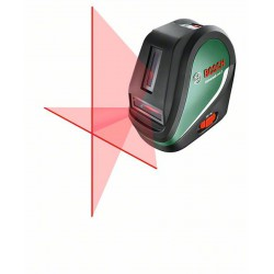 Bosch UniversalLevel 3 Set, keresztvonalas szintezőlézer állvánnyal, szett 0603663901 - Mérőműszerek - Bosch termékek Bosch