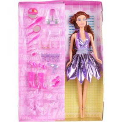 Defa Lucy balerina baba kiegészítőkkel - 30 cm, többféle változatban - Defa Lucy babák és kiegészítők