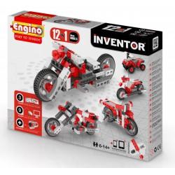 Engino Inventor 12 az 1-ben építőjáték - Motorok - ENGINO építőjátékok - Építőjátékok Engino