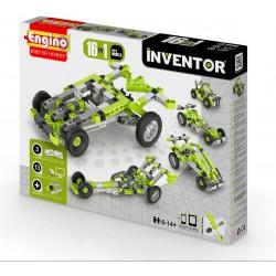 Engino Inventor 16 az 1-ben építőjáték - Autók - ENGINO építőjátékok - Építőjátékok Engino