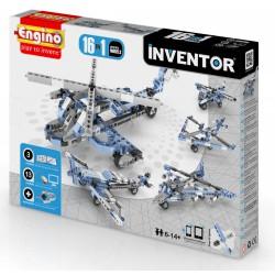Engino Inventor 16 az 1-ben építőjáték - Légi járművek - ENGINO építőjátékok - Építőjátékok Engino