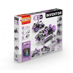 Engino Inventor 30 az 1-ben építőjáték - Motorizált kaland modellek - ENGINO építőjátékok - Építőjátékok Engino