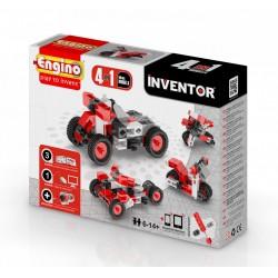 Engino Inventor 4 az 1-ben építőjáték - Motorok - ENGINO építőjátékok - Építőjátékok Engino
