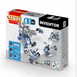 Engino Inventor 4 az 1-ben építőjáték - Légi járművek - ENGINO építőjátékok - Építőjátékok Engino