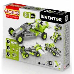 Engino Inventor 8 az 1-ben építőjáték - Autók - ENGINO építőjátékok - Építőjátékok Engino
