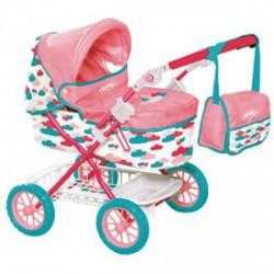 BABY Born® luxus fekvő babakocsi - Zapf Creation játékok ( Baby Born ) - Lányos játékok Baby Born