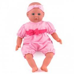 Aimee alvó puha baba - 46 cm - Dolls World babák - Dolls World babák Dolls World