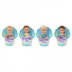 Sparkle Girlz - Sellő baba 10 cm, 4 féle változatban - Sparkle Girlz játékok - Lányos játékok Sparkle Girlz
