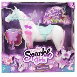 Sparkle Girlz hercegi ló - Sparkle Girlz játékok - Lányos játékok Sparkle Girlz