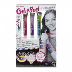Gel-a-Peel 3 db-os szett - Színváltós - Gel-a-Peel játékok - Gel-a-Peel játékok Gel-a-Peel