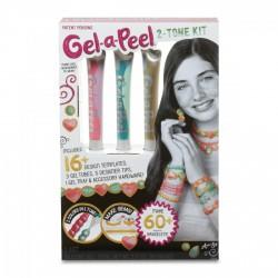 Gel-a-Peel 3 db-os szett - Duplaszínű - Gel-a-Peel játékok - Gel-a-Peel játékok Gel-a-Peel