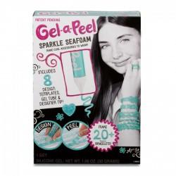 Gel-a-Peel Kezdő szett - Csillámló Tengerhab - Gel-a-Peel játékok - Gel-a-Peel játékok Gel-a-Peel