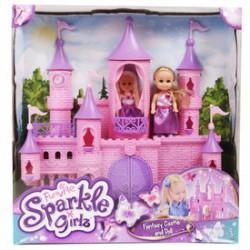 Sparkle Girlz kastély készlet - Sparkle Girlz játékok - Lányos játékok Sparkle Girlz