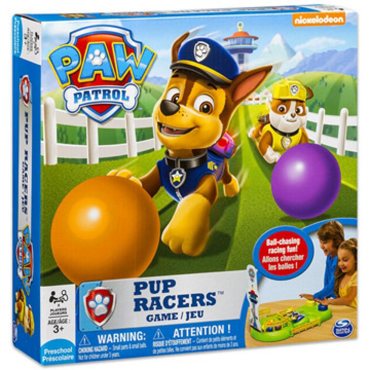 b1b6e5658823 Mancs őrjárat Pup racers társasjáték - Mancs őrjárat játékok ...