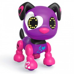 Zoomer Zupps interaktív robotkutya - Heartbeat - Zoomer robotok - Robothalak, pókok, bogarak Zoomer