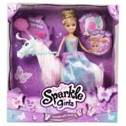 Sparkle Girlz hercegnő lovon - többféle változatban - Sparkle Girlz játékok - Lányos játékok Sparkle Girlz