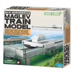 4M mágneses vonat készlet - KIDZ Labz játékok - KIDZ Labz játékok 4M