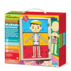 4M emberi test készlet - KIDZ Labz játékok - KIDZ Labz játékok 4M