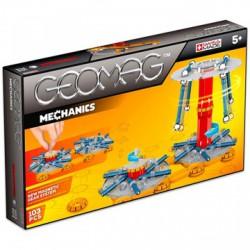 Geomag Mechanics mágneses építőjáték készlet - 103 db - Geomag építőjátékok - Építőjátékok Geomag