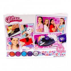 Glitza csillámtetoválás Party Stúdió-180 mintával - Glitza játékok - Glitza játékok Glitza