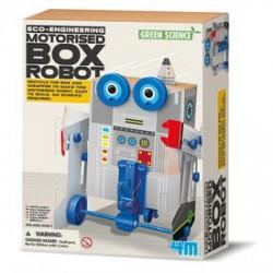 4M doboz robot készlet - KIDZ Labz játékok - KIDZ Labz játékok 4M